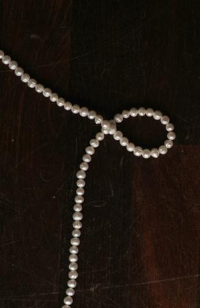 Perlenkette Eva Niemand